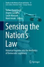 Sensing the Nation's Law