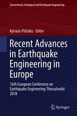 Recent Advances in Earthquake Engineering in Europe