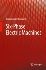 Six-Phase Electric Machines
