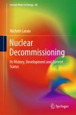 Nuclear Decommissioning