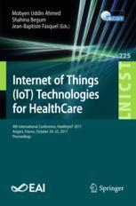 Internet of Things (IoT) Technologies for HealthCare