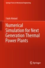 Numerical Simulation for Next Generation Thermal Power Plants