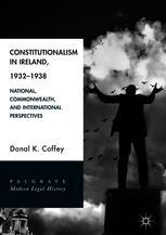 Constitutionalism in Ireland, 1932–1938