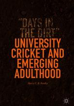 University Cricket and Emerging Adulthood