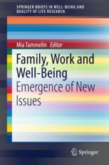 Family, Work and Well-Being