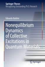 Nonequilibrium Dynamics of Collective Excitations in Quantum Materials