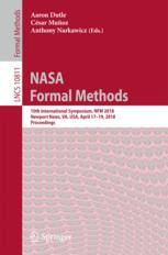 NASA Formal Methods
