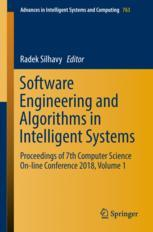 Software Engineering and Algorithms in Intelligent Systems