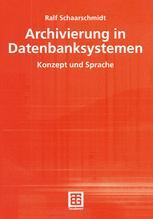 Archivierung in Datenbanksystemen