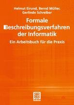 Formale Beschreibungsverfahren der Informatik