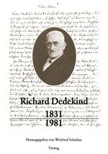Richard Dedekind 1831–1981