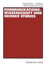 Kommunikationswissenschaft und Gender Studies