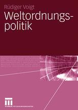 Weltordnungspolitik