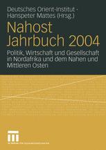 Nahost Jahrbuch 2004