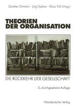 Theorien der Organisation
