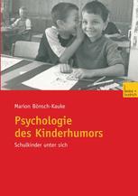 Psychologie des Kinderhumors