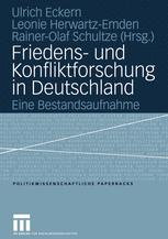 Friedens- und Konfliktforschung in Deutschland
