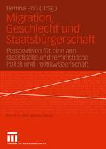 Migration, Geschlecht und Staatsbürgerschaft