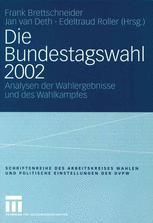 Die Bundestagswahl 2002