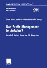 Non-Profit-Management im Aufwind?
