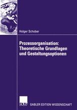 Prozessorganisation: Theoretische Grundlagen und Gestaltungsoptionen