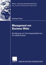 Management von Business Webs