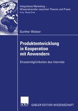 Produktentwicklung in Kooperation mit Anwendern