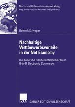 Nachhaltige Wettbewerbsvorteile in der Net Economy