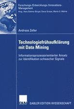 Technologiefrühaufklärung mit Data Mining