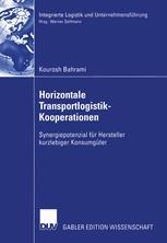 Horizontale Transportlogistik-Kooperationen
