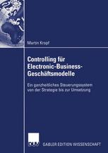 Controlling für Electronic-Business-Geschäftsmodelle