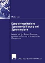 Komponentenbasierte Systemmodellierung und Systemanalyse
