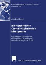 Internetgestütztes Customer Relationship Management
