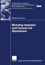 Marketing-Integration nach Fusionen und Akquisitionen