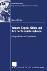 Venture-Capital-Geber und ihre Portfoliounternehmen
