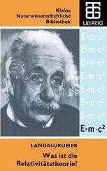 Was ist die Relativitätstheorie?