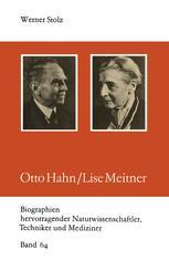Otto Hahn/Lise Meitner