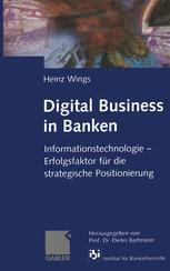 Digital Business in Banken