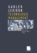 Gabler Lexikon Technologie Management