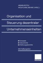 Organisation und Steuerung dezentraler Unternehmenseinheiten