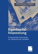 Eigenkapitalfinanzierung