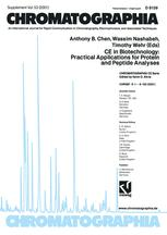 CE in Biotechnology: Practical Applications for Protein and Peptide Analyses