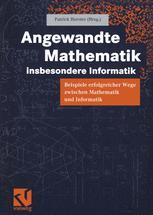 Angewandte Mathematik, insbesondere Informatik