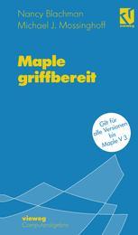 Maple griffbereit