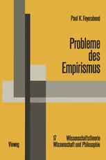 Probleme des Empirismus