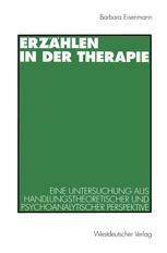 Erzählen in der Therapie