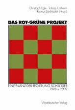 Das rot-grüne Projekt