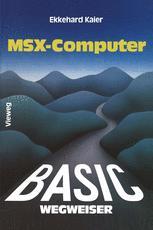 BASIC-Wegweiser für MSX-Computer