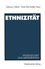 Ethnizität