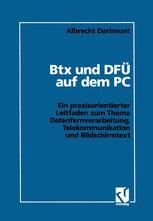 Btx und DFÜ auf dem PC